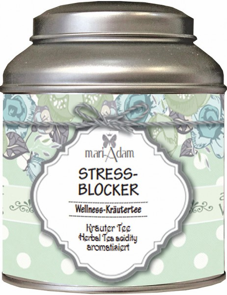 Stressblocker Wellness Kräutertee